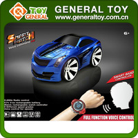 24.6*23*9cm Smart Watch RC Car Universal Toy Cars Remote Voice Control Car Toy
