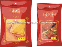 HOT! High Quality Food Packaging Bag with eurohole
