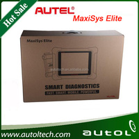 2016 Newest!!! Autel MaxiSys Elite with J2534 ECU Preprogramming Box Professional Universal Auto Diagnostic Tool