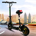 2017 8 inch longest distance foldable popular scooter