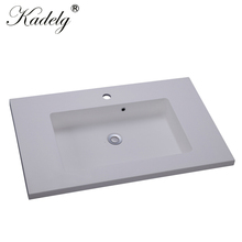 Hot selling Newest shallow sink and basin 100 acrylic cheap wash basin