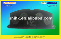 Auto Brake Pads A-113K D2023 for car Toyota Starlet, Celica etc.