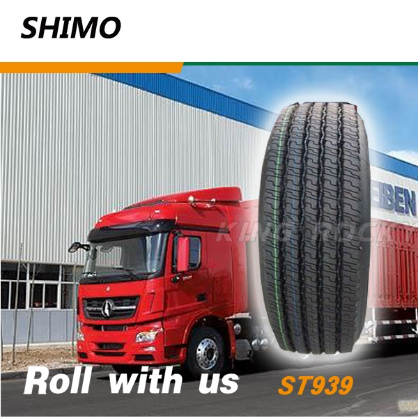 Wholesale Shimo chinese truck tires 12r 22.5