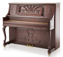 Moutrie (F9) Classica Brown 122 Upright Piano Musical Instruments