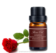 Rose mono component essential oil moisturizing massage oil