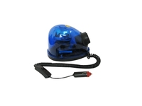 DC12Vor24V Blue Rotating Revolving Warning Lights Off Road Use