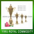 Wholesale Football Match Made Metal Trophy Cup
