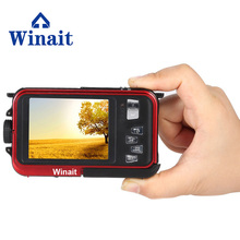 Winait 2017 hot sale DC-16 digital camera with Anti-shaking Direct Printing 5.0 MP cmos sensor