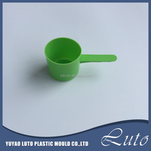 Reusable Plastic Scoop 70ml 35g measuring powder spoons customized color spoon