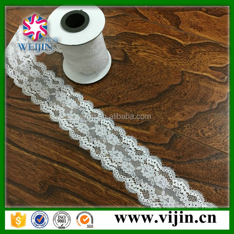 newest stretch nylon spandex lace ribbon for underwear china