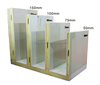 75mm/100mm/120mm/150mm/200mm polyurethane freezer pu cold room panel