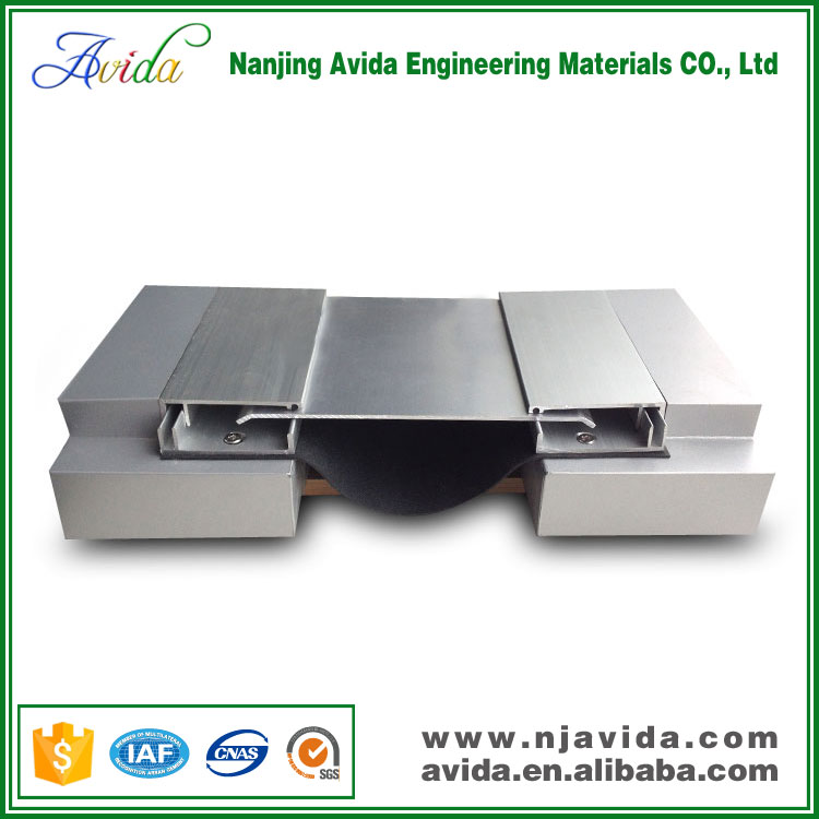 Flexible Interlock Waterproof Wall Expansion Joint in Building Materials