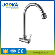 Wall mounted single handle wholesale sink kitchen tap
