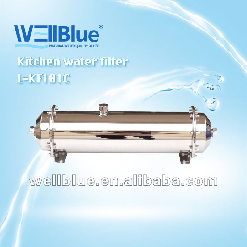 Faucet Water Filter,UF Membrane Material With KDF Inside