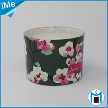 Scented jar candle for home decoration/tumbler aroma candles