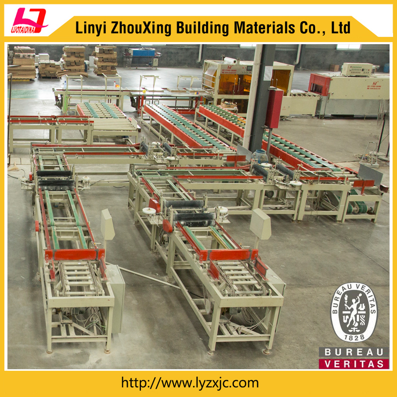 Best sell PVC gypsum ceiling panel edge sealing machine