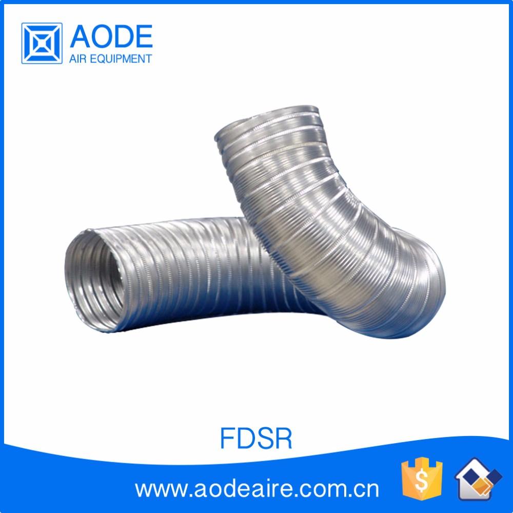 Air Conditioning Flexible Duct : Semi rigid air conditioning aluminum flexible duct buy