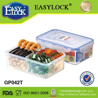 Airtight high demand product india plastic storage container wholesale for family travel