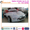 giant inflatable car for promotion we make mascot for the sochi olympic