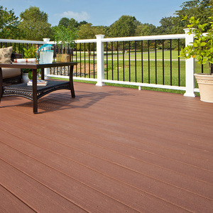 outdoor patio timber high quality/sun proof wpc decking