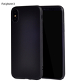 DFIFAN Rubberized hard cover for iphone x 2018 phone case for the iPhone x