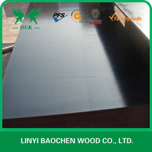 China phenolic film faced shuttering plywood price/marine plywood price/waterproof plywood