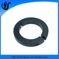 Aluminum 6061 metal machining precision anodized parts cnc programming service