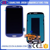 Test Good Quality for samsung i9301 galaxy s3 lcd touch display screen