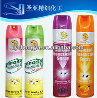 unbelievable strong effect to insect household insecticide spray