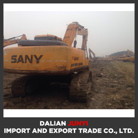 Hot Sale Popular Construction machinery SY215C used cheap mini excavator for sale