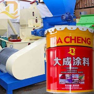 Spray Alkyd Enamel paint for Metal Equipment Anti-Rust Anti-Corrosion Coating