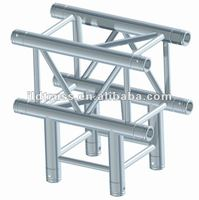 aluminum three side corner with roof truss