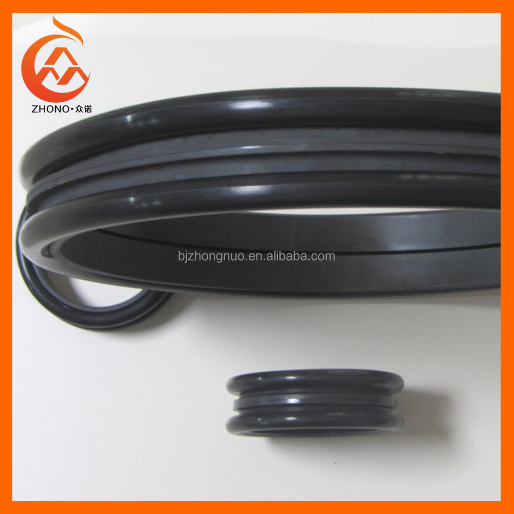 OEM manufacturer durable Mechanical Face <strong>Seal</strong> (Geotze 76.90 H-17) 128*110*32