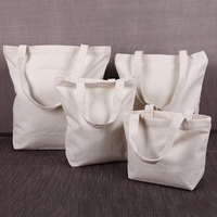 wholesale custom plain foldable shopping pouch for clothing