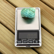 Professional 0.01 x 300g Electronic Portable Digital Balance Pocket Jewelry Weighing <strong>Scale</strong>