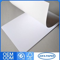 Advantage Price Coated Art Paper Indonesia