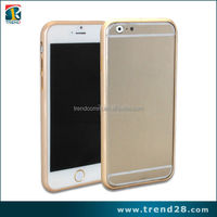 Hot selling Aluminum Metal Bumper Frame Cover Case for Apple iPhone 6 4.7