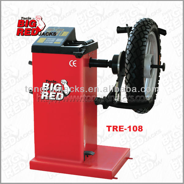 Torin BigRed Motorcycle Wheel Balancer