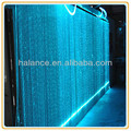 fibre optic lighting waterfall curtain 2 meters in length