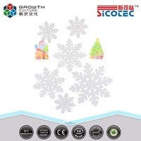 SCT-ZST-02Christmas silicone sticker