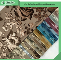 Any color 100%polyester different types of velvet fabric