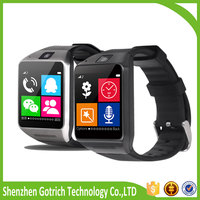 New design bluetooth smart watch oem gv08 ios android watch phone with low price