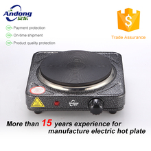 Electric Stove Single For Cooking Solid Hot Plate