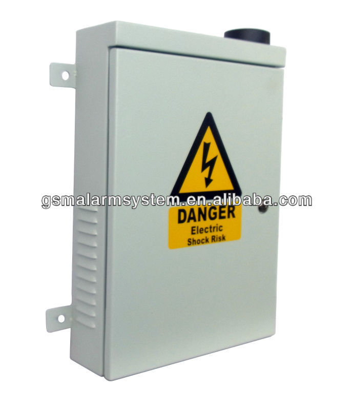 GSM GPRS Electricity Transformer and Cable Anti-theft Alarm Controller System S250