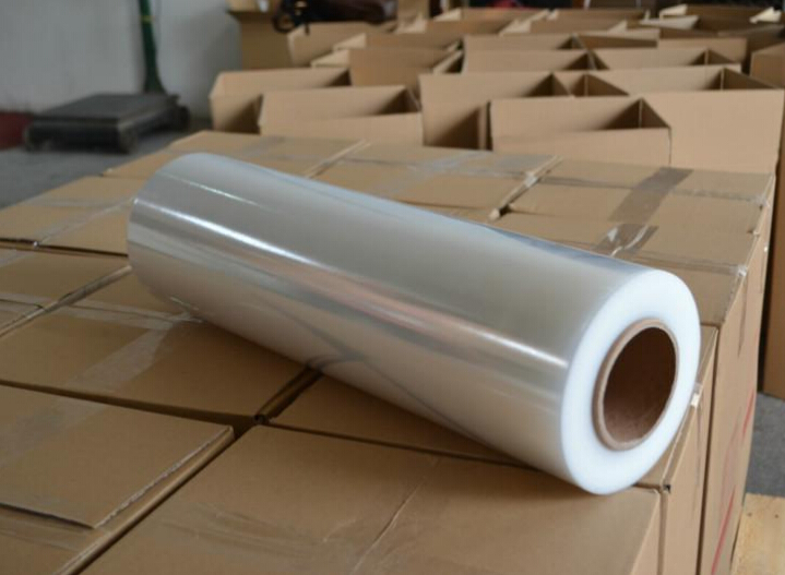 Moisture Proof Self-adhesive lldpe Classic Blown Stretch Wrap Film