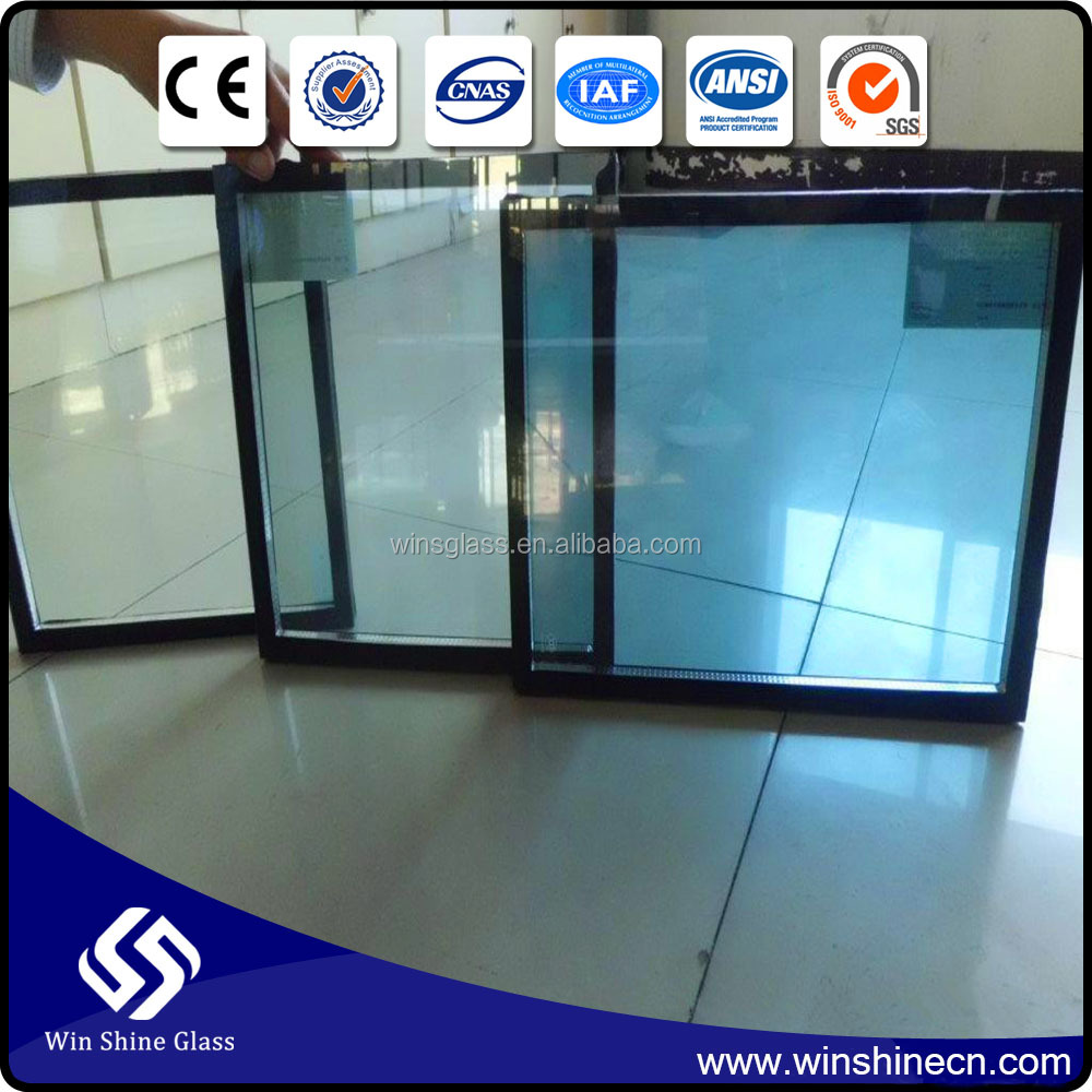 vendor LEED Certificate Saint-Gobain Low-e Insulated glass