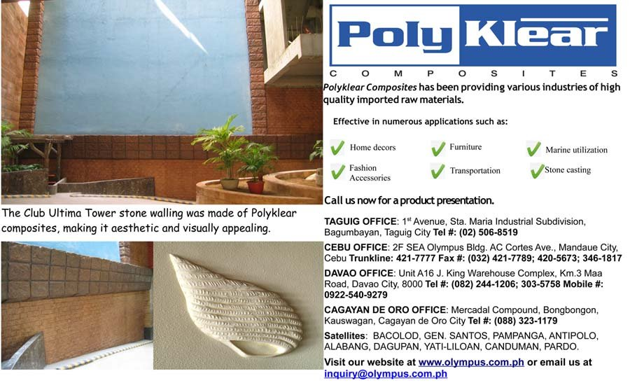 POLYKLEAR COMPOSITES