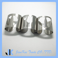 Mirror Polished Finish Bulk Wholesale Metal Napkin Ring With Best Price