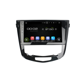 "Great Bluetooth excellent sound car radio support DAB+ and WAZE map android 5.1.1 for 10.1"" Qashqai 2013-2015"
