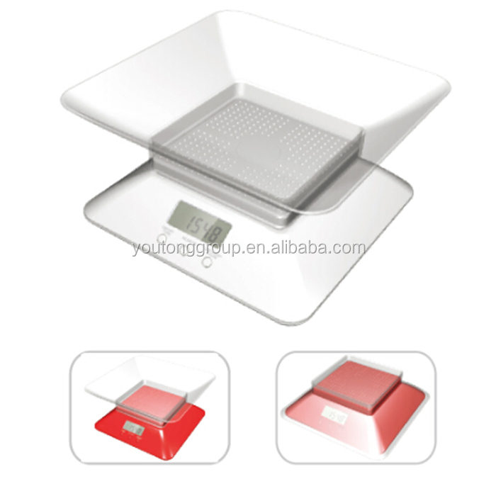 Professional Count Up Best Digital Refrigerant Food Scale